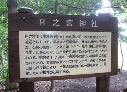 日之宮神社