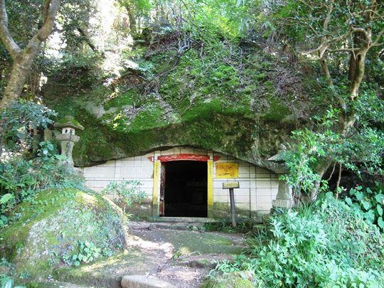 道志岩窟,顕鏡寺,石老山