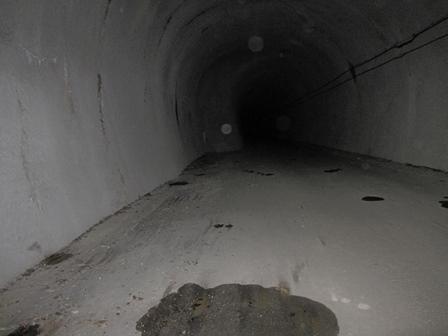 新青崩隧道,ユーシン渓谷