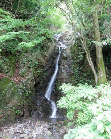 大山阿夫利神社 二重之滝