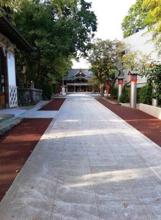 鈴鹿明神社