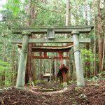 深沢大石神社の里宮