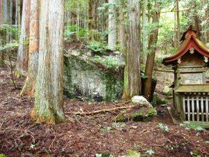 深沢大石神社,里宮