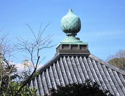 神武寺の客殿宝珠殿