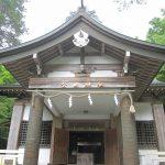 公時神社・金時山